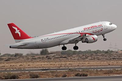 A6-ABD   Airbus A320-214   Air Arabia UAE