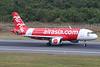 HS-BBV | Airbus A320-216 | AirAsia Thailand
