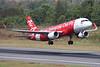 HS-BBJ | Airbus A320-216 | AirAsia Thailand