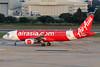 HS-BBU | Airbus A320-216 | AirAsia Thailand