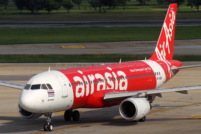 HS-BBN | Airbus A320-216 | Thai AirAsia