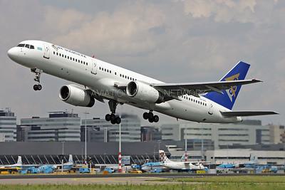 P4-GAS | Boeing 757-2G5 | Air Astana