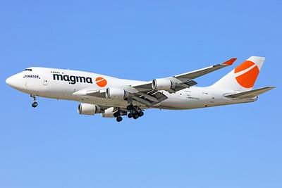 TF-AMN | Boeing 747-4F6/BDSF | Magma Aviation (Air Atlanta Icelandic)
