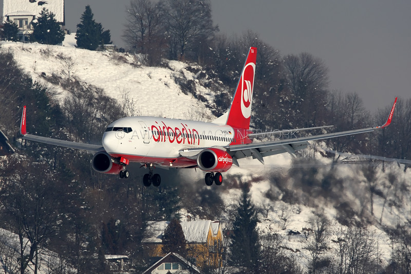 D-AHXA | Boeing 737-7K5 | Air Berlin
