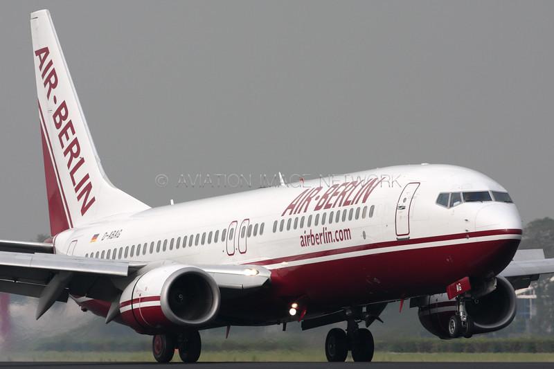 D-ABAJ | Boeing 737-86J | Air Berlin
