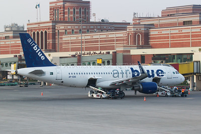 AP-EDG | Airbus A320-214 | Air Blue