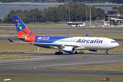 F-OHSD   Airbus A330-202   Aircalin