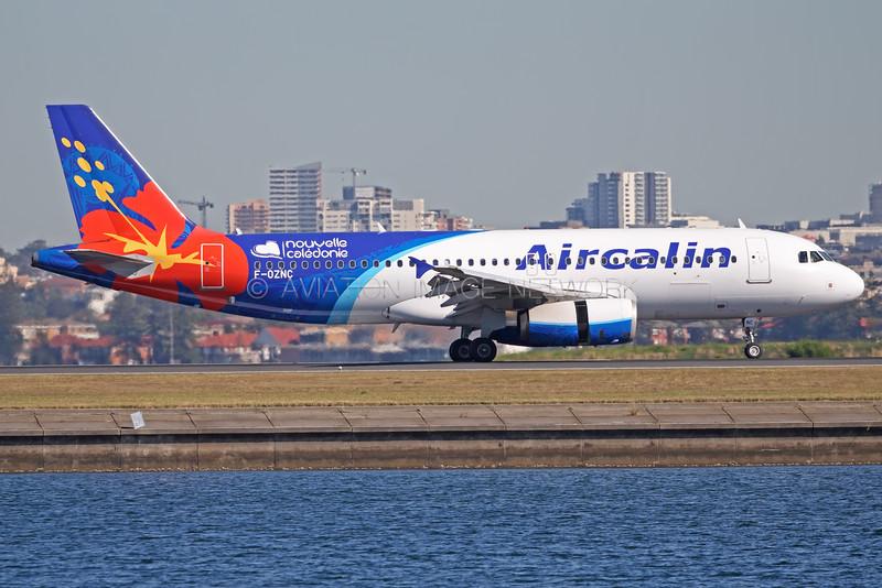 F-OZNC | Airbus A320-232 | Aircalin