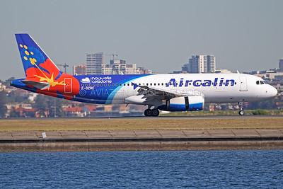 F-OZNC   Airbus A320-232   Aircalin