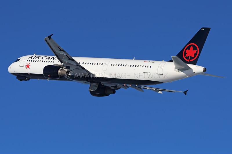 C-GIUB | Airbus A321-211 | Air Canada