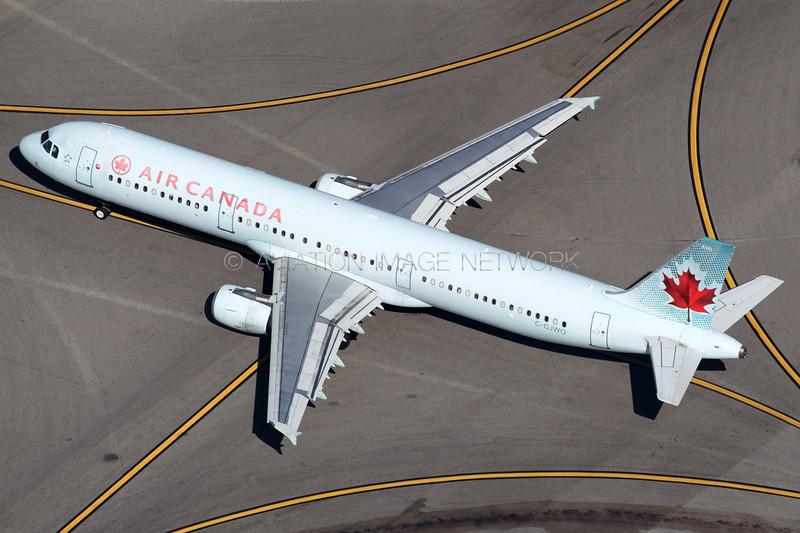 C-GJWO | Airbus A321-211 | Air Canada