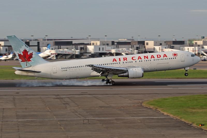 C-FCAB   Boeing 767-375/ER   Air Canada