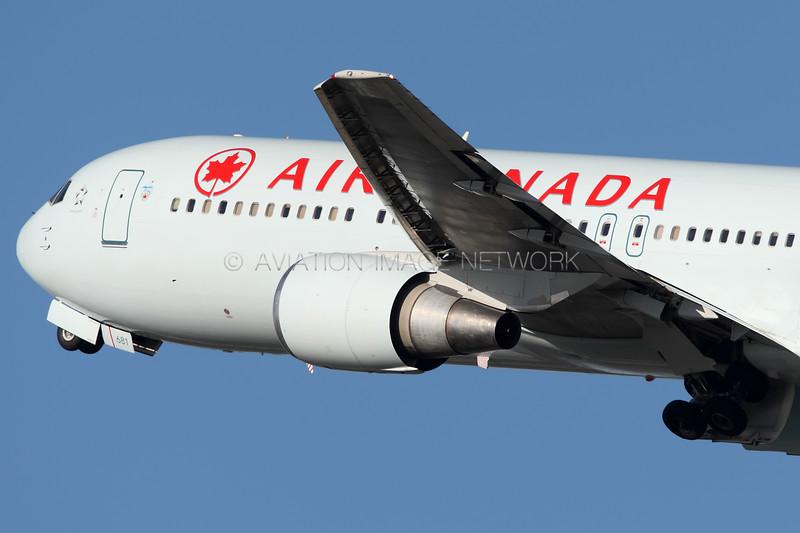 C-FCAB | Boeing 767-375/ER | Air Canada