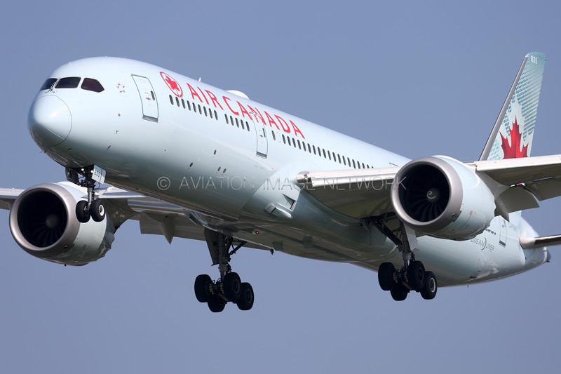 C-FGDT   Boeing 787-9   Air Canada