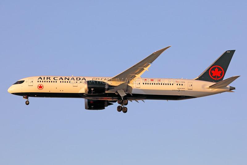 C-FRTG | Boeing 787-9 | Air Canada