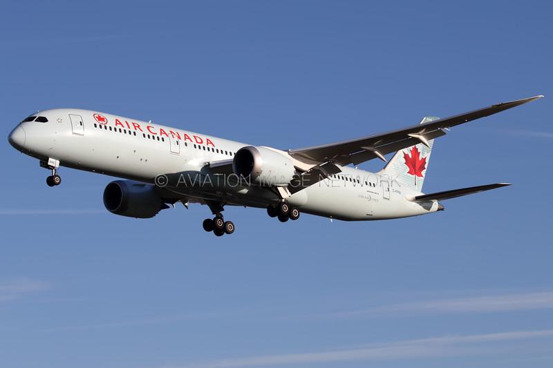 C-FRSI   Boeing 787-9   Air Canada