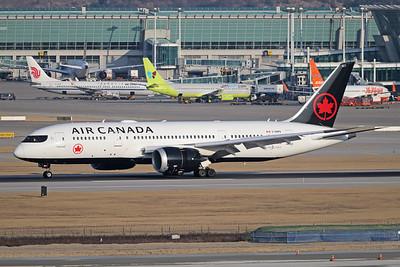 C-GHPQ | Boeing 787-8 | Air Canada