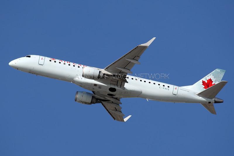 C-FHIS | Embraer ERJ-190-100IGW | Air Canada