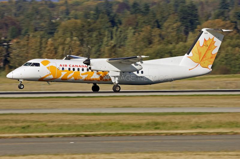 C-GSTA | de Havilland Canada Dash 8-301 | Air Canada Jazz