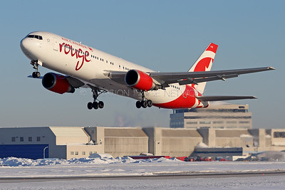 C-GEOU | Boeing 767-375/ER | Air Canada Rouge