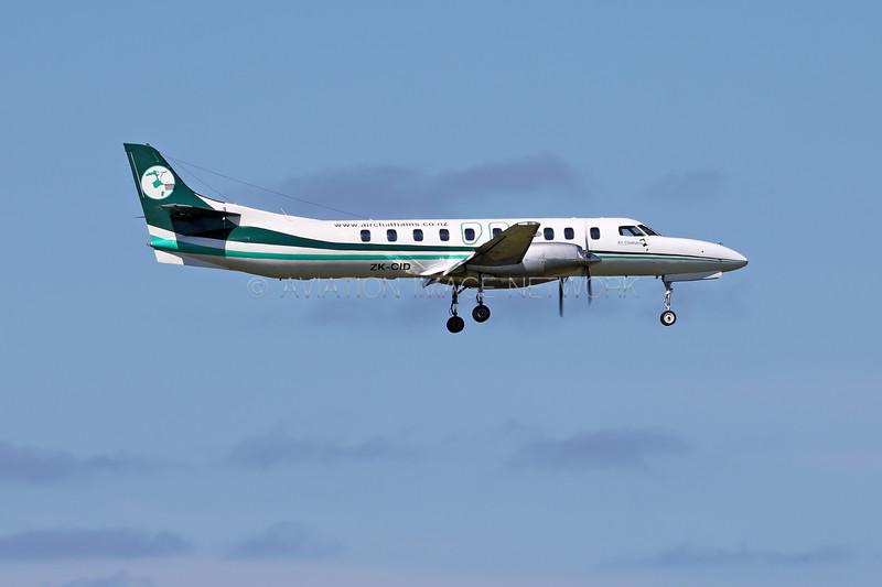 ZK-CID   Fairchild SA227 Metro III   Air Chathams