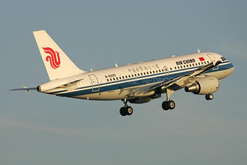 B-6035 | A319-115 | Air China
