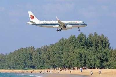 B-308S   Airbus A320-271N   Air China