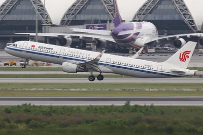 B-1637 | Airbus A321-213 | Air China