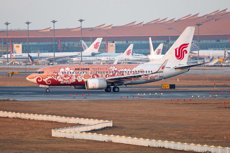 B-5214 | Boeing 737-79L | Air China