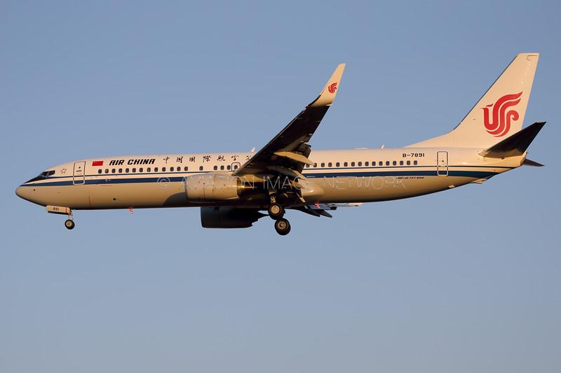 B-7891 | Boeing 737-89L | Air China