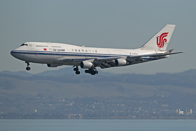 B-2468 | Boeing 747-4J6(M) Combi | Air China