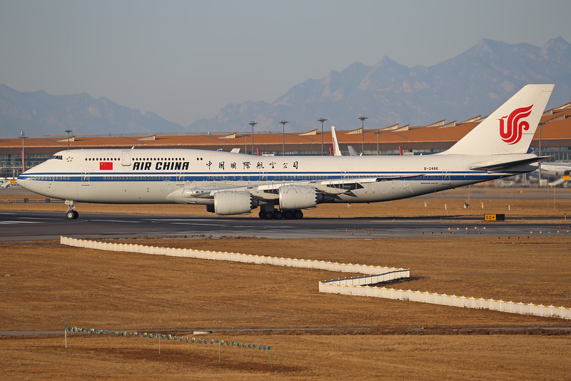 B-2486 | Boeing 747-89L | Air China