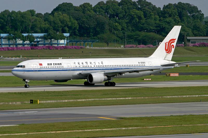 B-2560 | Boeing 767-3J6 | Air China