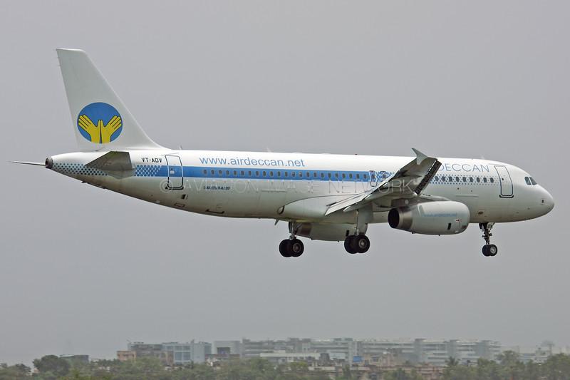 VT-ADV   Airbus A320-232   Air Deccan