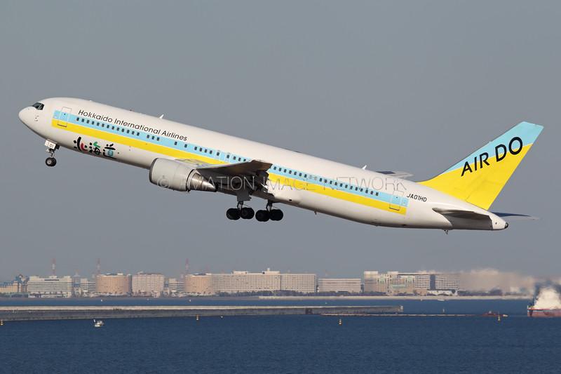 JA01HD | Boeing 767-33A/ER | Air DO