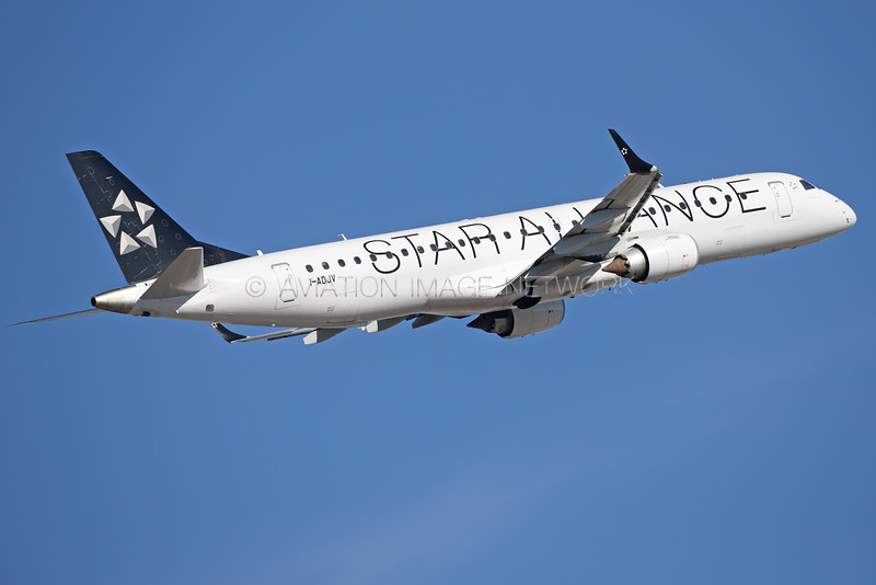 I-ADJV | Embraer ERJ-195LR | Air Dolomiti