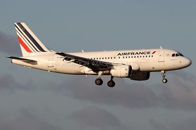 F-GRHV   Airbus A319-111   Air France