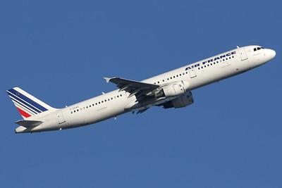 F-GTAS | Airbus A321-212 | Air France