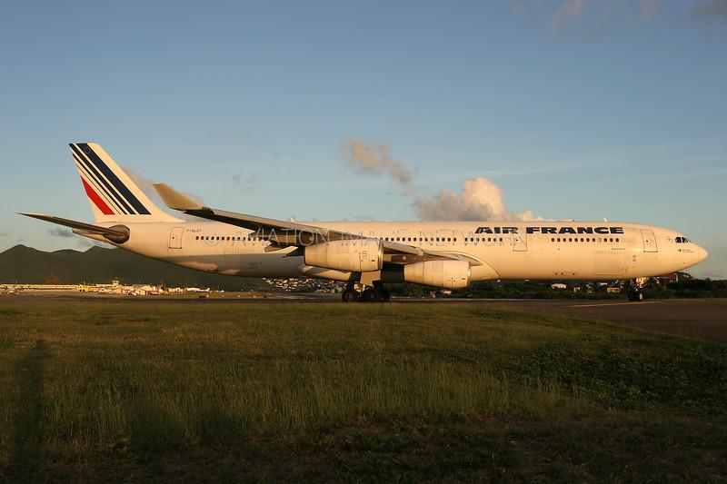 F-GLZT | Airbus A340-313 | Air France