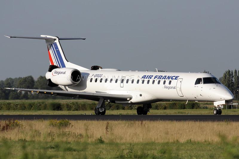 F-GRGI | Embraer ERJ-145EU | Air France (by Regional)