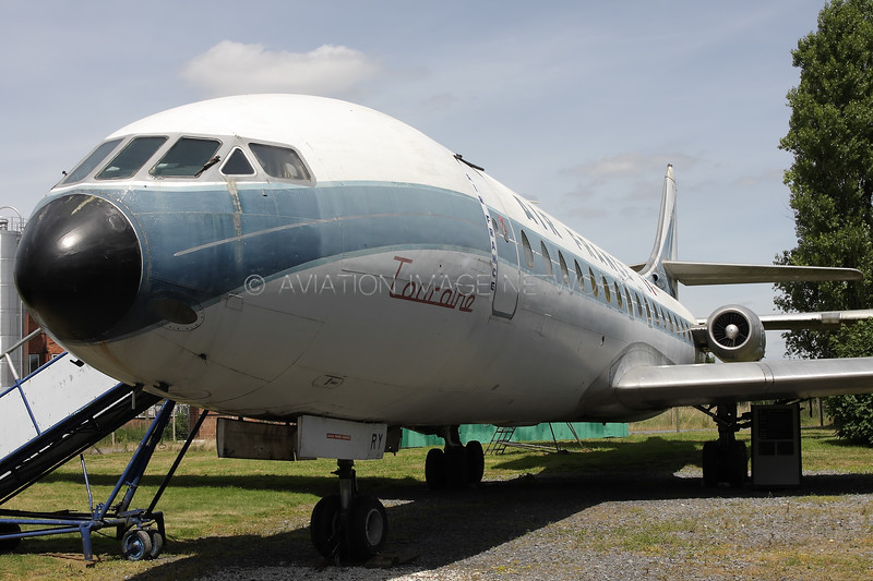F-BHRY   Sud SE-201 Caravelle III   Air France