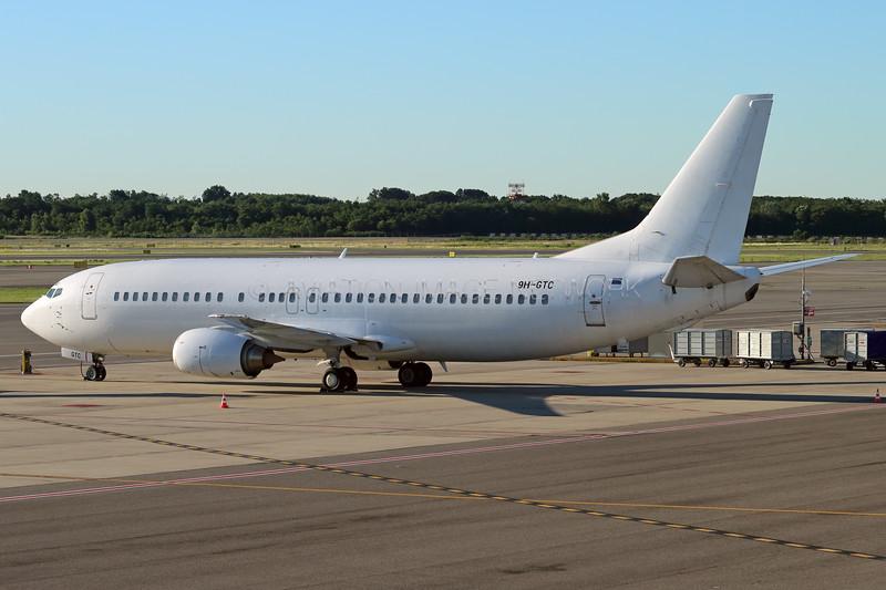 9H-GTC | Boeing 737-430 | Air Horizont