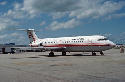 N1547 | BAC 1-11-203AE | Air Illinois