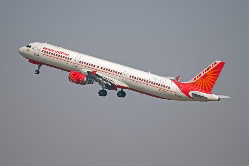 VT-PPK   Airbus A321-211   Air India