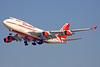 VT-EVA | Boeing 747-437 | Air India
