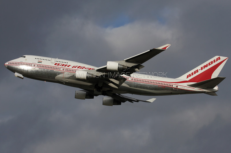 VT-ESN | Boeing 747-437 | Air India