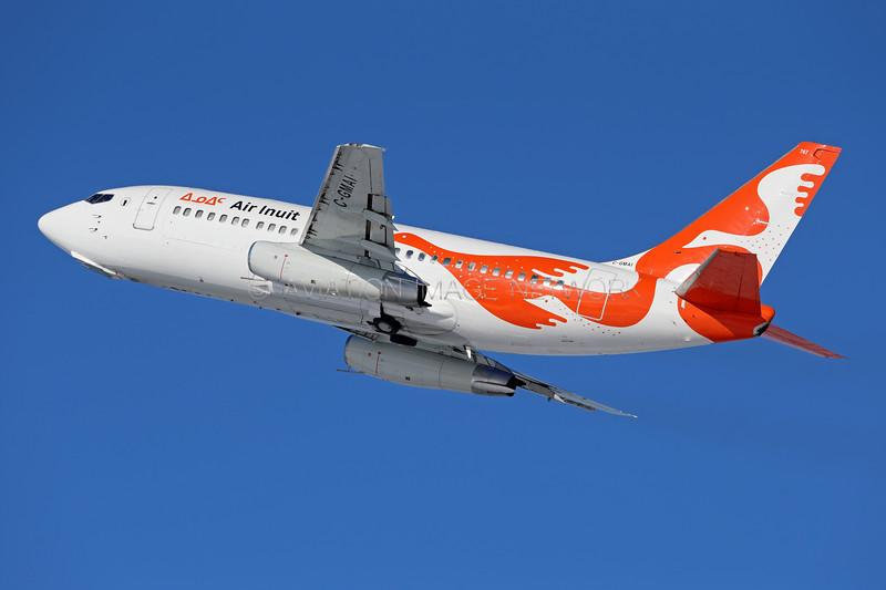 C-GMAI | Boeing 737-2Q2C(A) | Air Inuit