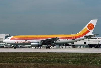 6Y-JMJ | Airbus A300B4-203 | Air Jamaica