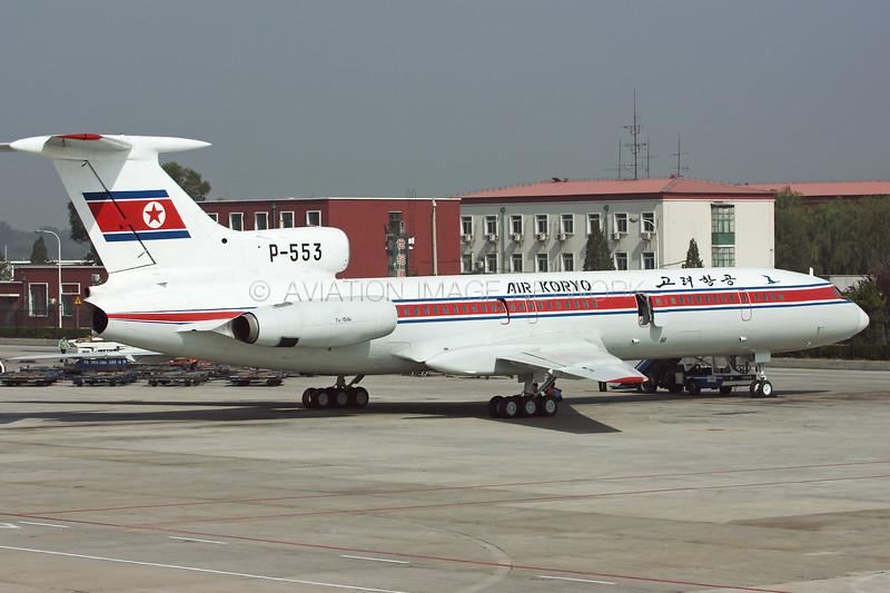 P-553 | Tupolev Tu-154B | Air Koryo