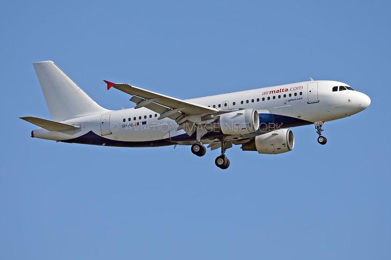 9H-AEJ | Airbus A319-112 | Air Malta